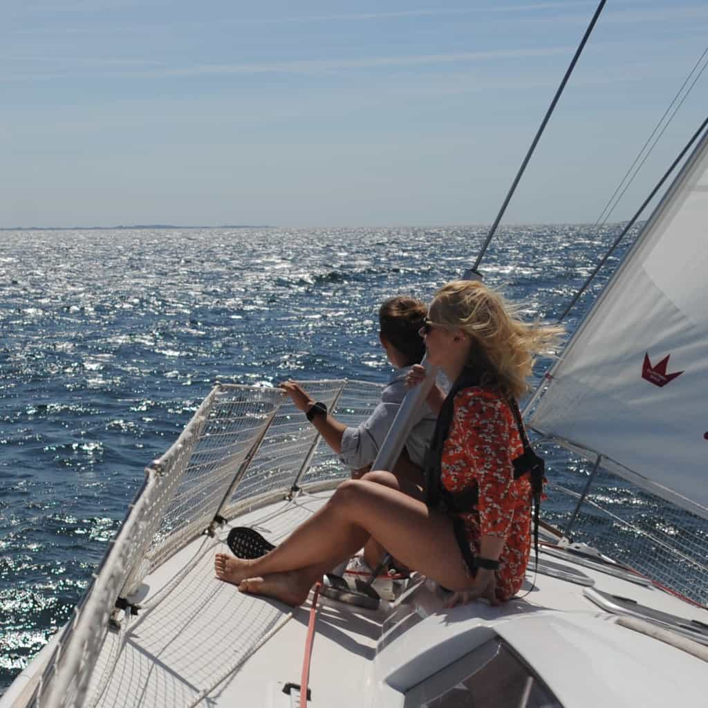 Sæt kurs mod fjerne kyster nu og start med et duelighedsbevis. Duelighedsbevis er en god start til at opnå en sejlerdrøm.