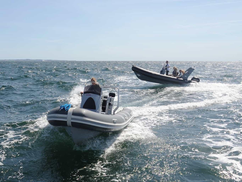 Lær reglerne for Speedbådskørekort