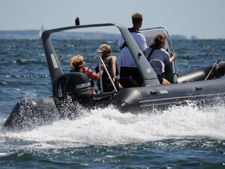 Fjernundervisning Speedbådskørekort d. 2021-03-13 09:00:00 3 pladser tilbage